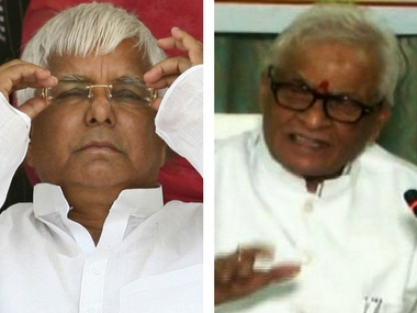 Lalu Yadav convicted in 4th fodder scam case involving theft of Rs 313 cr from Dumka treasury Jagannath Mishra let off