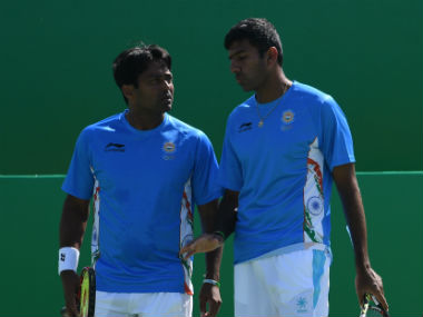 Davis Cup Leander Paes recordbreaking win an ode to his neversaydie approach
