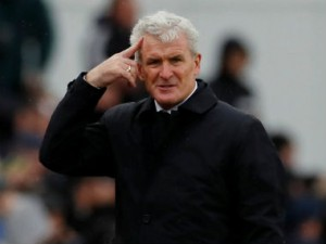 Premier League Mark Hughes wants Southampton players to raise their game to secure survival
