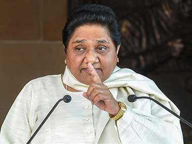 Mayawati responds to Yogi Adityanath Both Ali and Bajrang Bali are ours will give us good results this election