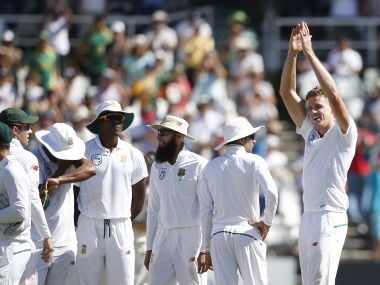 Morne Morkel bagged a five-for as South Africa beat Australia in the 3rd Test at Cape Town. AFP