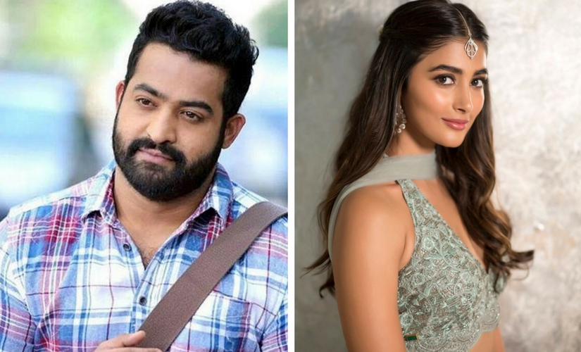 NTR 28 to go on floors on 13 April in Ramoji Film City Trivikrams directorial likely to release in late 2018