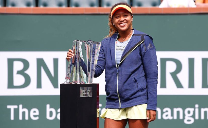 What Naomi Osaka and Daria Kasatkinas impressive giantkilling runs at Indian Wells mean for the future of WTA