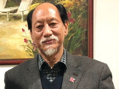Neiphiu Rio appointed new Nagaland CM by governor to be sworn in on 8 March says Raj Bhavan source