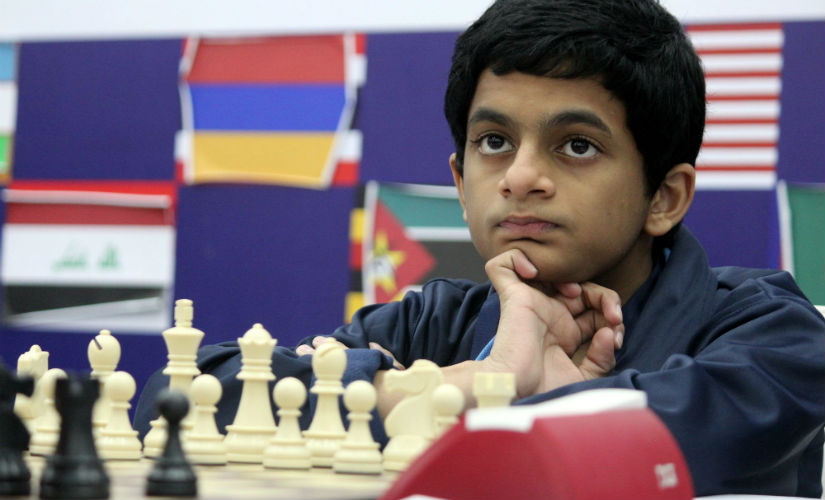 Reykjavik Open 2018 13yearold Nihal Sarin continues purple patch in Round 5 B Adhiban also makes good progress