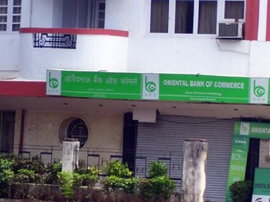 Oriental Bank of Commerces Q1 net loss narrows to Rs 393 cr bad loans rise to 1789