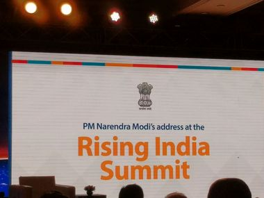 News18s Rising India Summit Day 1 updates Break silos derive solutions is our mantra for growth says Narendra Modi