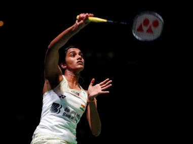 All England Open 2018 PV Sindhu buries mental demons in gritty win over Nozomi Okuhara enters maiden semifinal