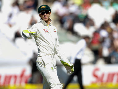 Tim Paine almost quit cricket to take up a job in Kookabura. AFP
