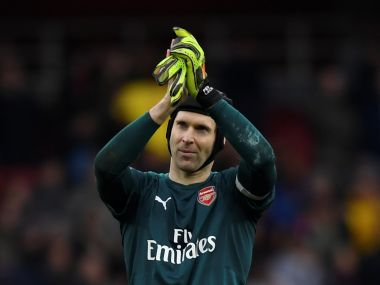 Premier League Petr Cech prepared to fight for his place as Arsenals firstchoice goalkeeper