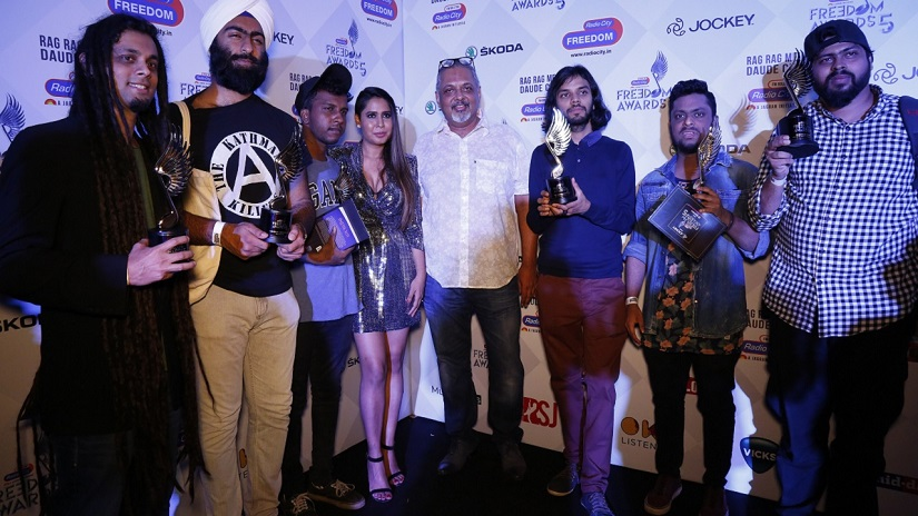 Amid Radio City Freedom Awards 2018 a look at what impact such honours have on careers of  indie acts