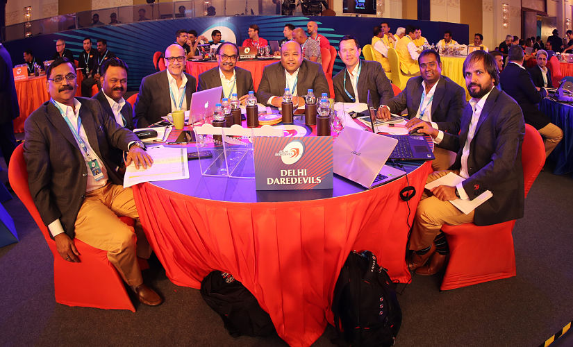 This year's IPL auction in January saw a total of 578 players go under the hammer. Sportzpics