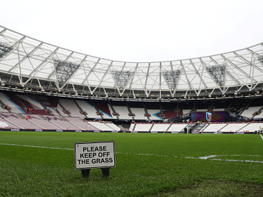 Premier League West Ham United to erect security barrier near directors box following crowd trouble in last game