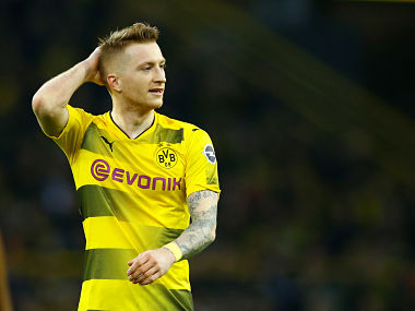 Bundesliga Marco Reus set to miss Borussia Dortmunds clash with Bayern Munich due to injury