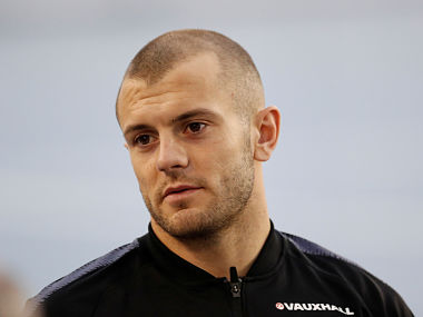 Jack Wilshere cautious about Englands chances at 2018 FIFA World Cup wants to sort Arsenal future before mega event