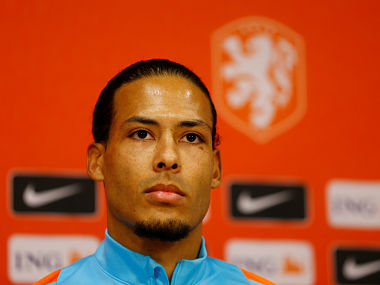International friendlies Liverpool defender Virgil van Dijk named Netherlands captain ahead of England tie