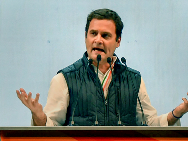 Reform within Congress will only work if Rahul Gandhi corrects mistakes made within the party in the past