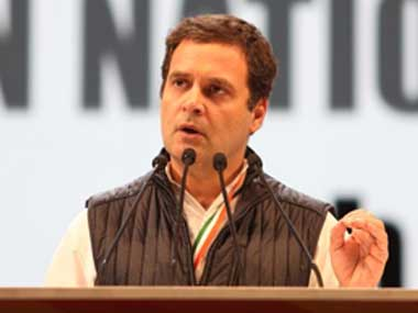 Cambridge Analytica row Govt invented story on Congress data theft to divert attention from Iraq deaths says Rahul Gandhi