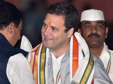 AICC 84th plenary session Party authorises Rahul Gandhi to constitute Congress Working Committee