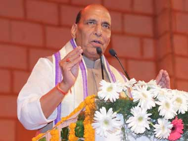 Rajnath Singh asks NSG to prepare itself to tackle emerging terror threats like vehicleramming lone wolf attacks