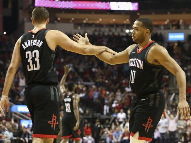 NBA Rockets set franchise record with 59th regular season win Ben Simmons helps 76ers beat Timberwolves