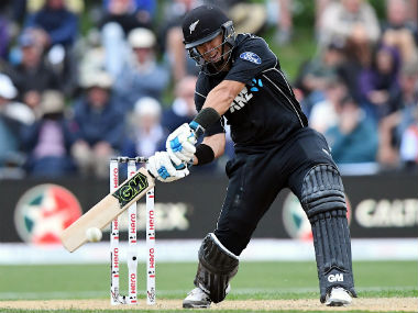Ross Taylor earlier struck an unbeaten 181 in the fourth one-dayer to help New Zealand level the series. Reuters