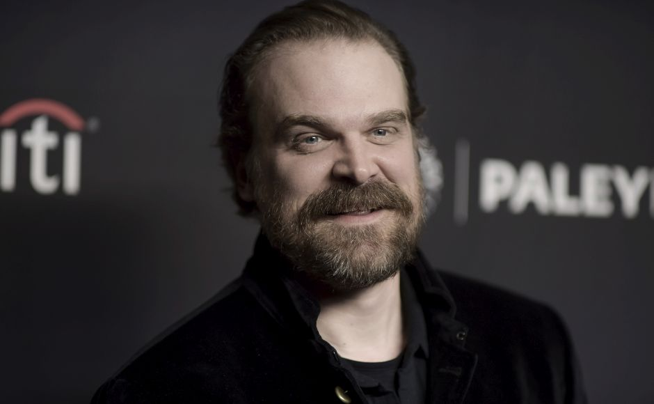 Stranger Things actor David Harbour on season 3 finale Most moving thing weve ever shot