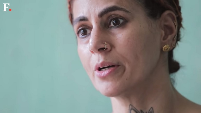 Sindhustan Sapna Bhavnani retraces roots tattoos history onto her body in a new documentary