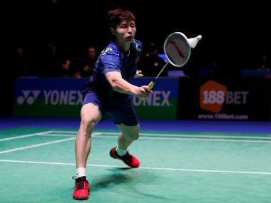All England Open 2018 Ageing Lin Dan stopped in his tracks by aggressive Shi Yuqi Tai Tzu Ying shows her class
