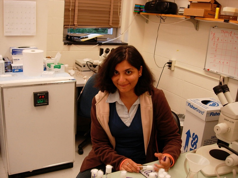 Women in Science What Sonam Mehrotras studies on DNA replication and damage mean for cancer research