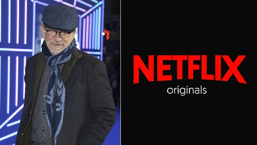 Ready Player One director Steven Spielberg believes Netflix movies shouldnt qualify for Oscar nominations