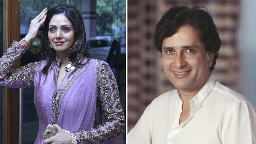 Sridevi Shashi Kapoor to be honoured at New York Indian Film Festival with English Vinglish Heat and Dust screenings
