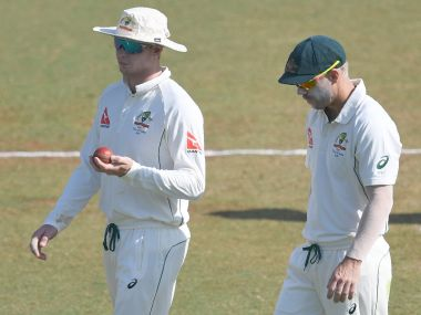 Steve Smith (L) and David Warner (R) stepped down from their roles as Australia's captain and vice-captain respectively. AFP