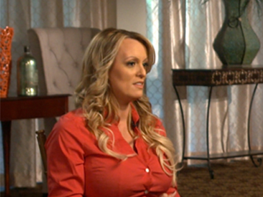 Stormy Daniels sues Donald Trumps attorney Michael Cohen for defamation day after appearing on TV interview