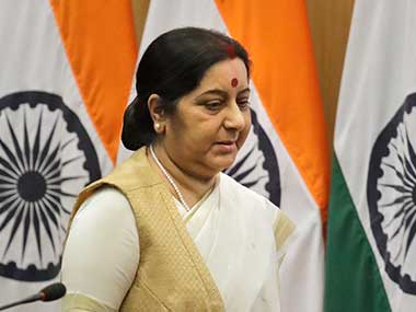Sushma Swaraj should apologise to 39 bereaved families for misleading them says Congress