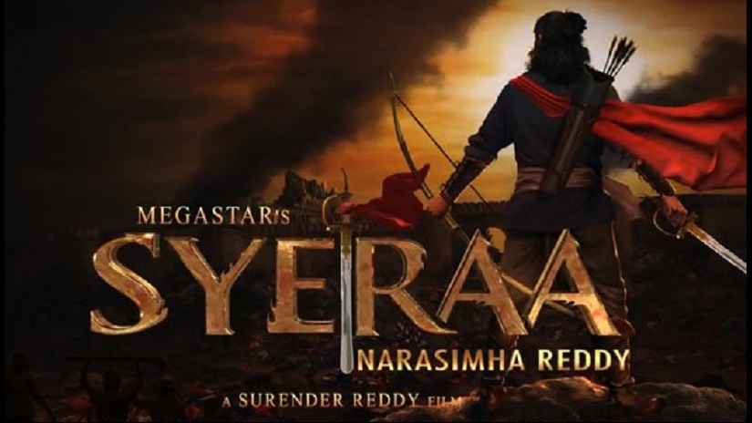 Amitabh Bachchan joins sets of Chiranjeevis Sye Raa Narasimha Reddy for cameo appearance