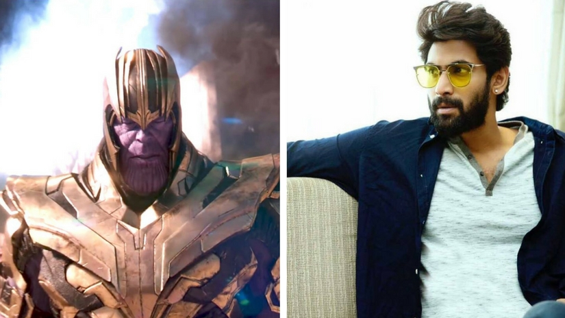 Avengers Infinity War Telugu dubbed version to feature Rana Daggubatis voice as supervillain Thanos