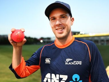 New Zealand have confirmed Todd Astle will play the 1st Test against England on Thursday. Twitter/@BLACKCAPS