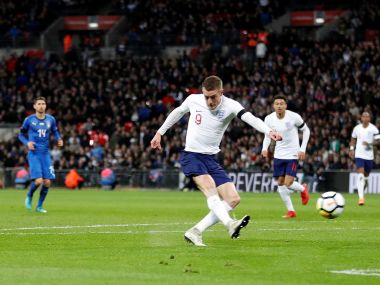 International friendlies  Jamie Vardy says VAR leaving players and fans in the dark after England draw Italy 11