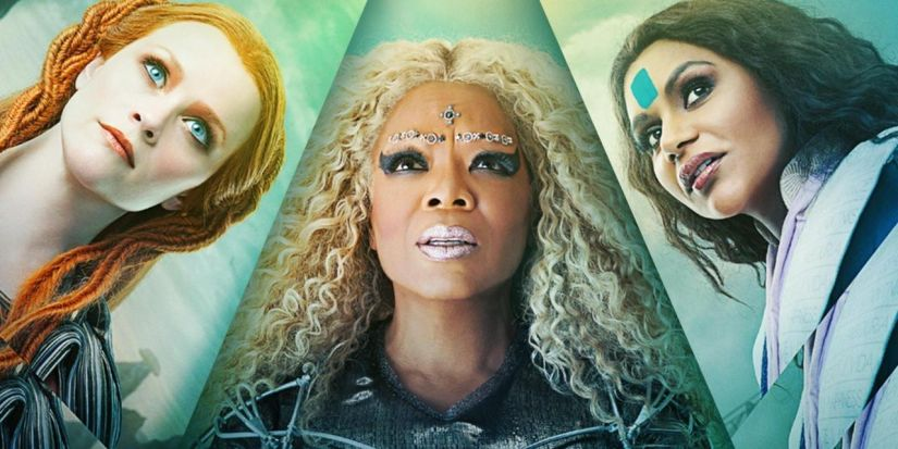 A Wrinkle in Time review roundup Disneys wildly uneven film focuses more on style than substance