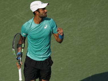Miami Open Yuki Bhambri defeats Mirza Basic in straight sets faces 8th seed Jack Sock in second round