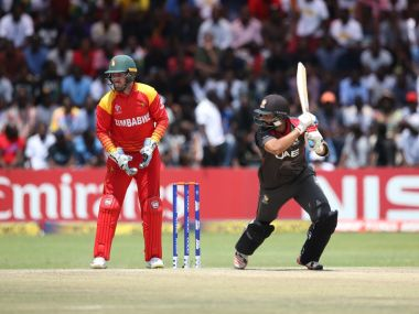 Zimbabwe failed to qualify for the 2019 ICC World Cup after defeat to UAE. Image Courtesy: Twitter/@ICC