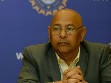 File image of BCCI acting secretary Amitabh Choudhary. AFP