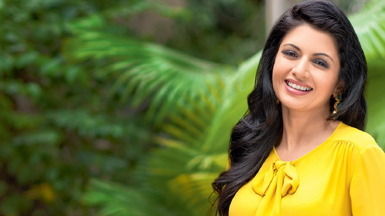 Bhagyashree will return to screen after two decades Maine Pyar Kiya actress to play Revathys part in Telugu remake of 2 States