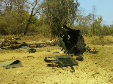 Sukma Naxal attack CRPF troops use of mine protected vehicle under scanner court of inquiry ordered