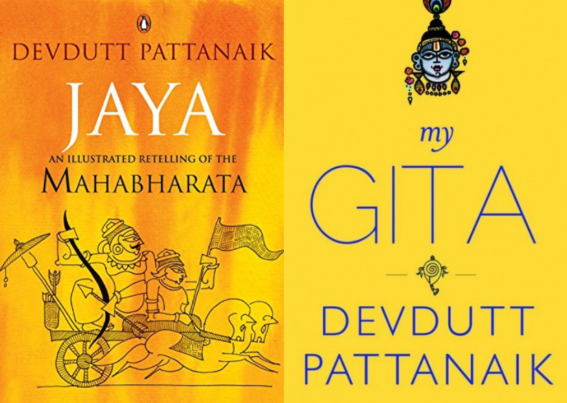 The problem with Devdutt Pattanaiks approach to mythology with selfimprovement as the agenda