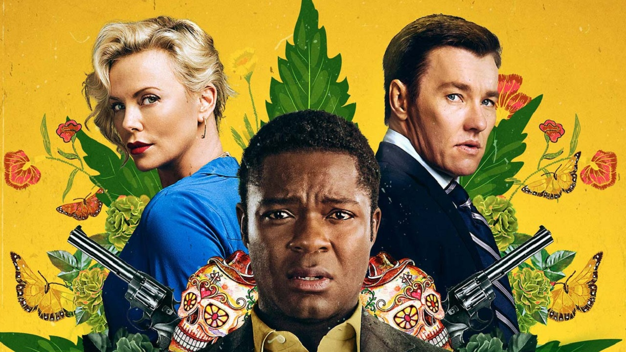 Gringo movie review This Charlize Theronstarrer could have been a classiccomedy but ends up being anticlimactic