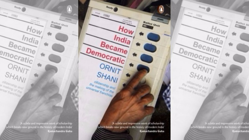How India became democratic  Part II On the preparation of the electoral roll as a state building project