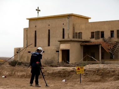 Jesus Christs baptism site in West Bank to be cleared of landmines project to cost around 3 million