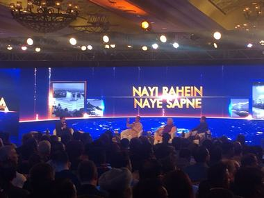 News18s Rising India Summit Manohar Lal Khattar hails Haryanas improvement in ease of doing business